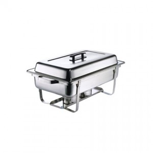 8QT Stainless Chafing Dish