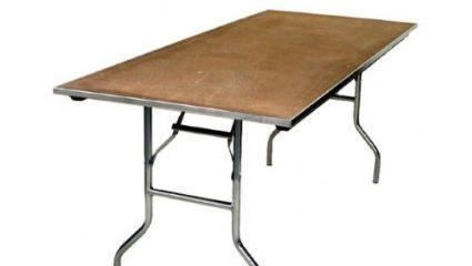 8foot Long Table
