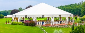 Country Club Wedding - Liberty Event Rentals