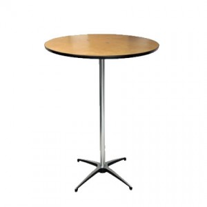 High Cocktail Table