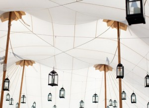 Tent Lighting 1 - Liberty Event Rentals