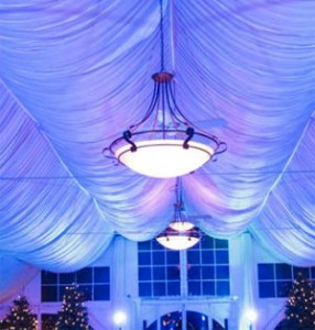 Tent Lighting Main - Liberty Event Rentals