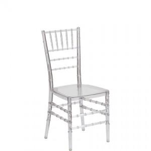 Clear 'GHOST' Chiavari Chair