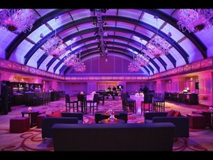 New Years Eve Ballroom Purple