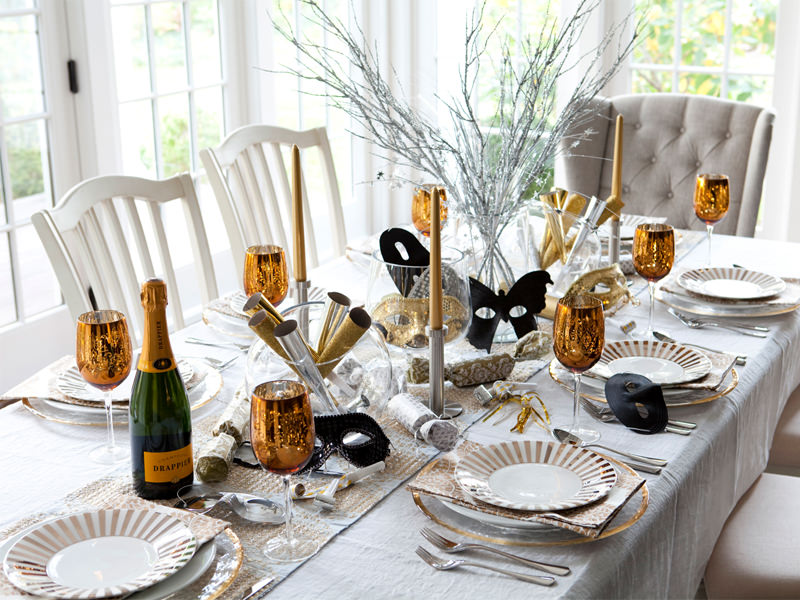 New Years Eve 2015 – Party Planning Ideas – Liberty Event Rentals