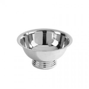 Stainless Serving Bowl