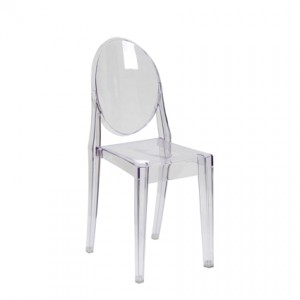 Ghost Chair Armless - Liberty Event Rentals