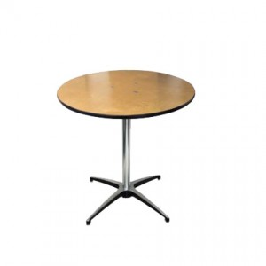 30inch Round Table - Liberty Event Rentals