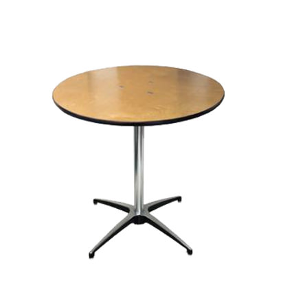 36inch Round Table - Liberty Event Rentals