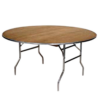 72inch Round Table - Liberty Event Rentals