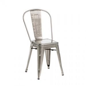 Monroe Gunmetal Chair (ALT View) - Liberty Event Rentals