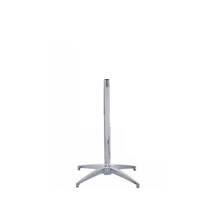Pedestal Table Setup - Liberty Event Rentals