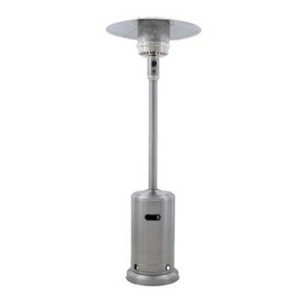 Stainless Steel Propane Heater - Liberty Event Rentals