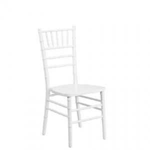 White Chiavari Chair - Liberty Event Rentals