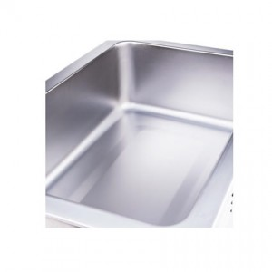 Electric Countertop Food Warmer (Interior) - Liberty Event Rentals