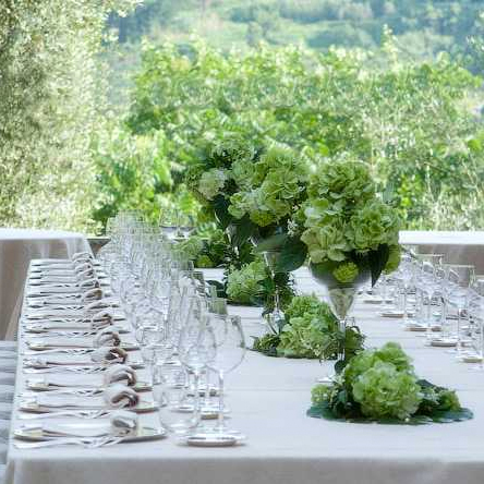 Elegant 'Green' Dinner - LER