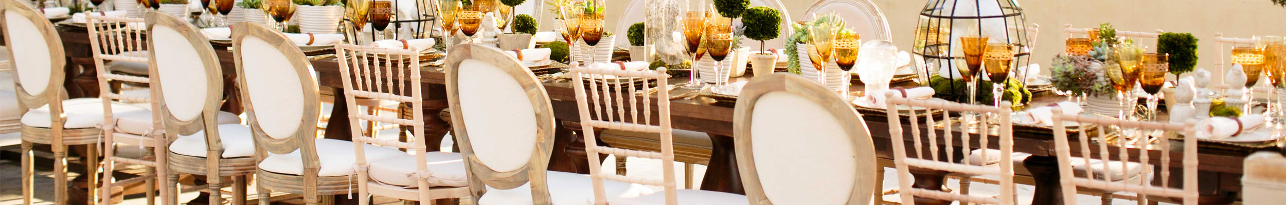 Rustic Glam Dinner Event