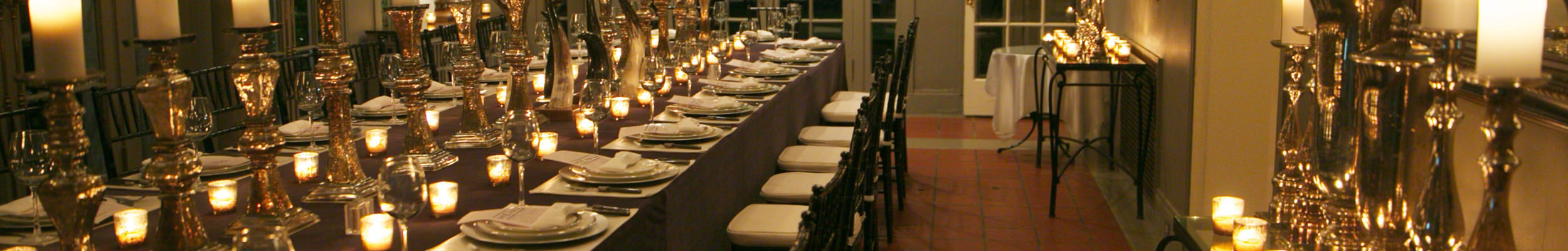 Exclusive Dinner Party - Liberty Event Rentals