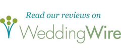 Find Us on Wedding Wire - Liberty Event Rentals