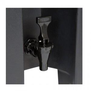 Insulated 10gal Beverage Dispenser (Spout Closeup) - Liberty Event Rentals
