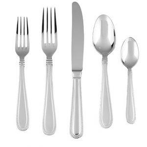 Ford Flatware Line - Liberty Event Rentals