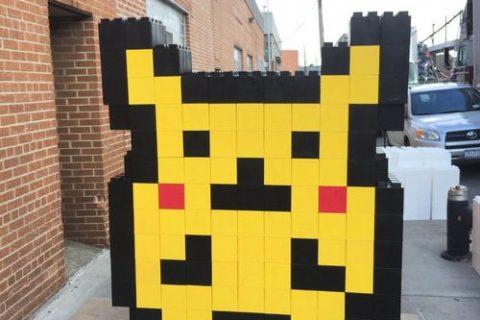 Giant LEGO® Blocks – Liberty Event Rentals